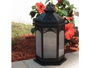 Biltmore Star Lantern With White Led'S