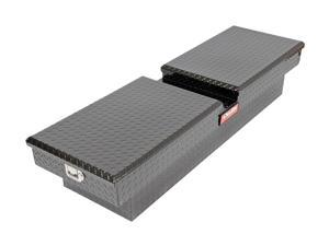 Dee Zee DZ8370B Red Label Double Lid Gull Wing Tool Box