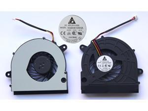 3 PIN New Laptop CPU cooling fan for Toshiba Satellite L500 L500D L505 L505D DC5V 0.25A