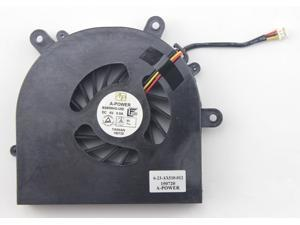 Original New CPU Cooling Cooler Fan for Clevo P150SM P150SM-A P150HM P150EM
