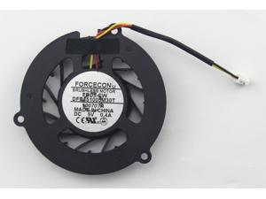 3 PIN New Laptop CPU cooling fan for MSI Megabook MS-1613 MS-163P F675-CCW DFB450805M10T 100807A