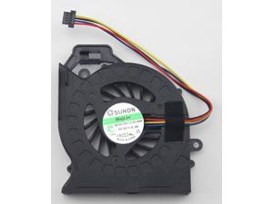 4 PIN New Laptop CPU cooling fan for HP 650848-001 650847-001 641476-001 650797-001