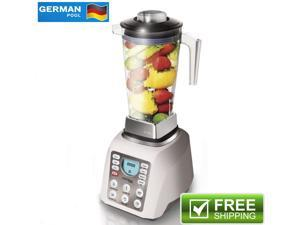 German Pool: Professional High-Speed Food Processor With 6-piece Blending Blades