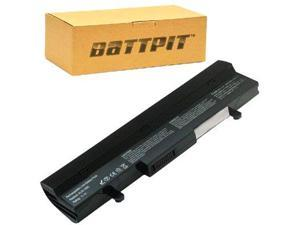 BattPit: Laptop / Notebook Battery Replacement for Asus Eee PC 1001PX-BLK003X (4400mAh / 48Wh) 10.8 Volt Li-ion Laptop Battery
