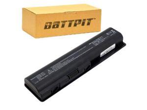 BattPit: Laptop / Notebook Battery Replacement for HP EV06 (4400mAh) 10.8 Volt Li-ion Laptop Battery