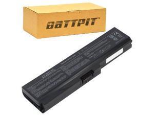BattPit: Laptop / Notebook Battery Replacement for Toshiba Satellite A665-S6087 (4400 mAh) 10.8 Volt Li-ion Laptop Battery