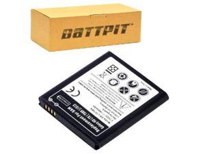 BattPit: Cell Phone Battery Replacement for Samsung GALAXY SII Hercules (1980 mAh) 3.7 Volt Li-ion Cell Phone Battery