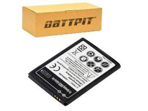 BattPit: Cell Phone Battery Replacement for Samsung EB494358VU (1600 mAh) 3.7 Volt Li-ion Cell Phone Battery