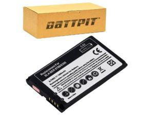BattPit: Cell Phone Battery Replacement for Blackberry Curve 8310 (1200 mAh) 3.7 Volt Li-ion Cell Phone Battery