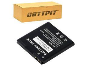 BattPit: Cell Phone Battery Replacement for HTC EVO 3D (1700 mAh) 3.7 Volt Li-ion Cell Phone Battery