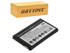 BattPit: Cell Phone Battery Replacement for Motorola ATRIX 4G (1900 mAh) 3.7 Volt Li-ion Cell Phone Battery