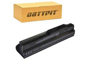 Battpit: Laptop / Notebook Battery Replacement for MSI Wind U123-002US (6600 mAh) 11.1 Volt Li-ion Laptop Battery