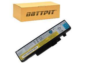 BattPit: Laptop / Notebook Battery Replacement for Lenovo IdeaPad Y570 Series (4400 mAh) 10.8 Volt Li-ion Laptop Battery