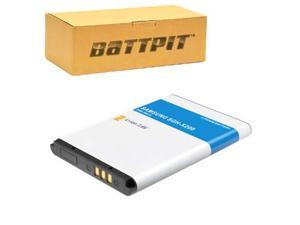 BattPit: Cell Phone Battery Replacement for Samsung SGH-C268 (800 mAh) 3.7 Volt Li-ion Cell Phone Battery