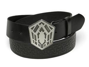 The Hobbit - Dwarven Logo Leather Belt S/M
