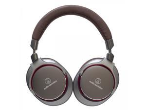 Audio Technica ATH-MSR7 SonicPro Over-Ear Hi-Res Audio Headphones - Gun Metal