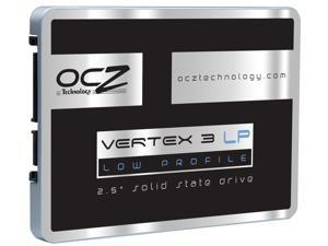 "OCZ 480GB Vertex 3 Harnessing SATA 6Gb/s 2.5"" Low Profile 7mm form factor SSD with Max 530MB/s Read and Max 4KB"