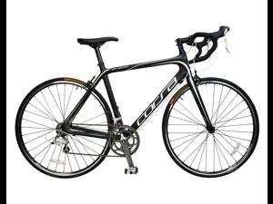 Alton ZR-900 700C 18-Speed Monocoque Full HI-Modulus Carbon Frame Road Bike - Black