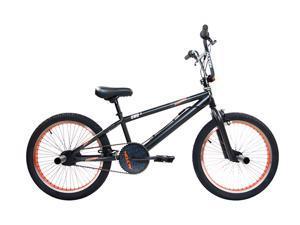 Alton UNO-D 20'' Single-Speed DP-780 Frame BMX Bike - Black