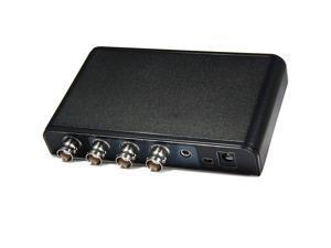 LKV364 Full Function SDI to BNC AV Adapter Repeater for Home Entertainment ( AC 100 - 240V )