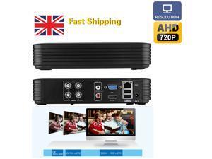 FLOUREON 4 CH 960H HDMI H.264 CCTV Security Video Recorder Cloud DVR US
