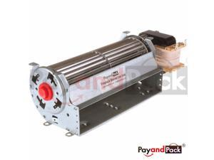 UZY5 PUZY5 26180 Replacement CFM 110 Fireplace Blower for Continental Napoleon Security Rotom