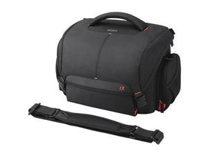 Sony System LCS-SC21 Carrying Case (Flap) for Camera - Black