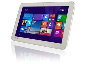 "Toshiba Encore 2 WT10-A32 32 GB Net-tablet PC - 10"" - In-plane Switching (IPS) Technology - Wireless LAN - Intel Atom Z3735G 1."