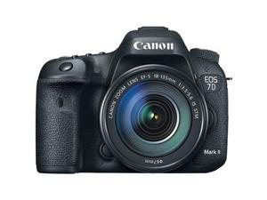 Canon EOS 7D Mark II Digital SLR Camera with 18-135mm Lens