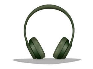 Beats Solo 2 On-Ear Headphones - Hunter Green