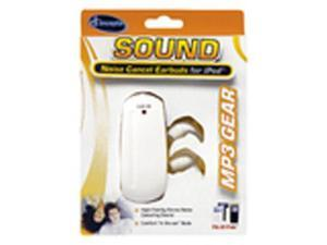 IConcepts Noise Cancelling Ear Bud MP3 Headphones