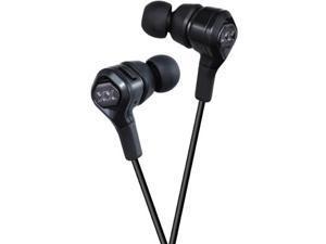 JVC  Black  HAFR100XB  Elation Club OE Headphones