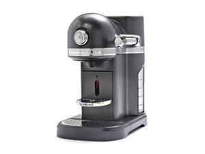 KitchenAid Nespresso with Aeroccino Bundle - Candy Apple Red
