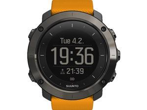 Suunto Traverse GPS Outdoor Watch - Amber