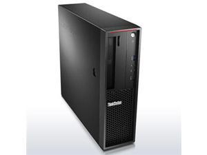 LENOVO ThinkStation 30AV0007US Desktop Computer Intel Core i5-6500 3.2 GHz 4 GB DDR4 1 TB HDD Intel HD Graphics 530 Windows 7 Professional 64-bit (available through DG rights from Windows 10 Pro)