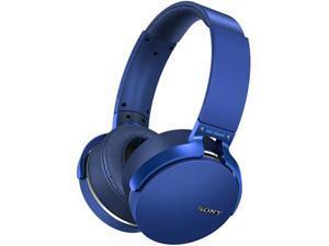 Sony MDRXB950BT/L Extra Bass Bluetooth Headset, Blue