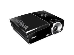 Vivitek D96A-BK 6000 lm Xga Full 3D DLP Network Projector with HDMI Projector