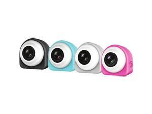 VuPoint Solutions Poki Cam Portable Handsfree Life Camera, Light Gray (SDV-G857W-VP)