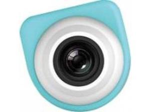 VuPoint Solutions Poki Cam Portable Handsfree Life Camera, Turquoise/Blue (SDV-G857T-VP)