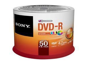 50PK DVD-R PRINTABLE SPINDLE