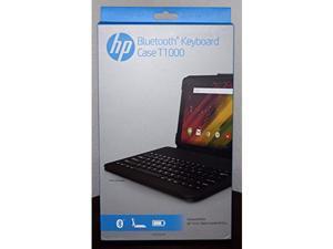 HP Bluetooth Keyboard Case, T1000