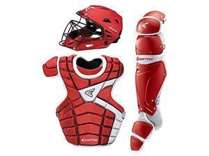 M10 Inter Catcher Set Red/Wte