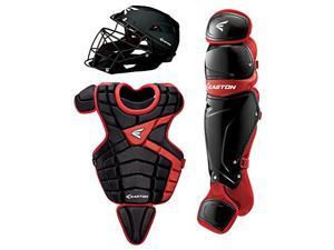M10 Youth Catcher Set Blk/Red