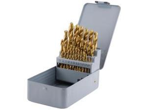 29 Pc. Titanium Drill Bit Set