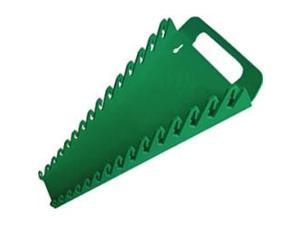 WRENCH RACK HOLDS 15PCS GREEN