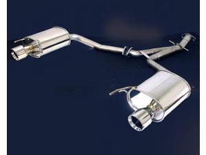 Tanabe Medalion Touring Axle-Back Exhaust Lexus IS250/350 06-07