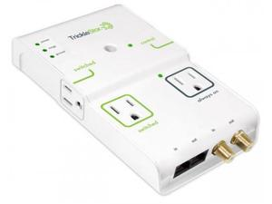 TrickleStar 4 Outlet Smart Powertap 175SS-US-4CD