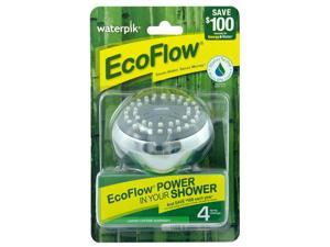 Waterpik Ecoflow Fixed Mount Showerhead