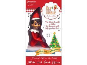 Musical Elf on the Shelf Hide and Seek Game