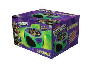 Teenage Mutant Ninja Turtles CD Boombox